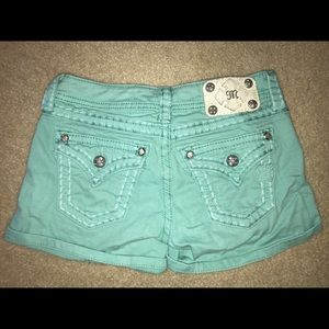 Miss Me brand size 25 shorts
